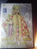Stefan cel Mare  Vaslui 1475 Mircea Dragan Gheorghe Cozorici film istoric, DVD, Romana
