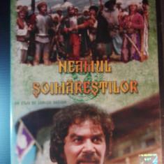 Neamul Soimarestilor Mircea Dragan George Calboreanu Ion Besoiu Colea Rautu - Film Colectie, DVD, Romana
