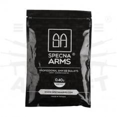 Bile Specna Arms 0, 40g - 1000 buc. [Specna Arms] - Bile Airsoft