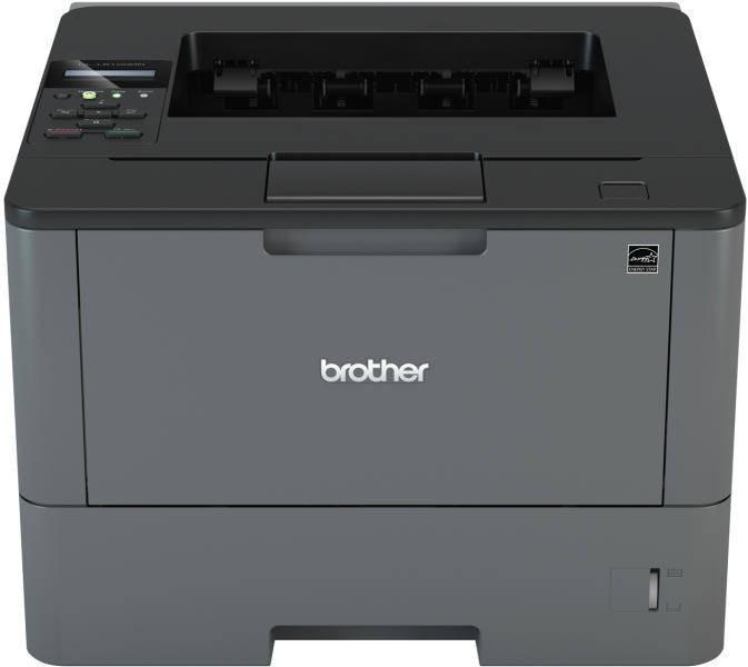 Brother HLL5100DN, Imprimanta mono laser A4, viteza printare: 40 ppm, rezolutie printare: 1200 x 1200 dpi, fpo: 7.2 sec, memorie: 256 MB foto mare