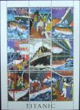 R. GUINEEA - DEZASTRUL TITANIC, 1998, 1 M/SH, NEOB. -  T 036
