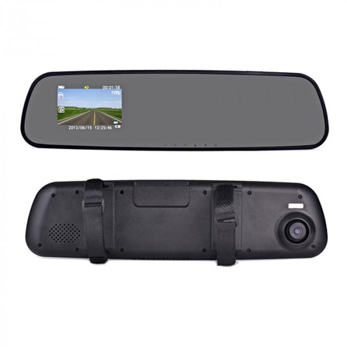 Oglinda retrovizoare cu camera video, full HD