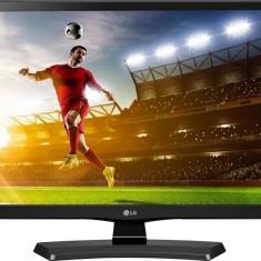 Televizor LED LG, 60 cm, 24MT49DF, HD Ready, Negru, 125 cm, Smart TV