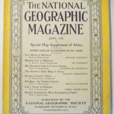 THE NATIONAL GEOGRAPHIC MAGAZINE, JUNE 1935