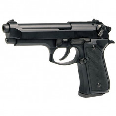 Pistol Airsoft 6mm Replica Beretta KJW M9 gas blow-back - Arma Airsoft