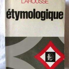 LAROUSSE- NOUVEAU DICTIONNAIRE ETYMOLOGIQUE ET HISTORIQUE - A. Dauzat, J. Dubois - Dictionar