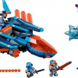 LEGO® NEXO KNIGHTS™ Avionul Falcon Blaster al lui Clay 70351