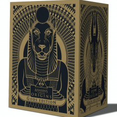 Joc consola Ubisoft Assassin's Creed Origins Gods Edition XBOX ONE - Jocuri Xbox