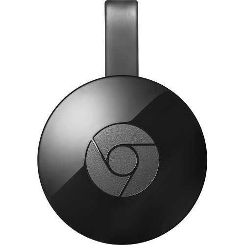 GOOGLE CHROMECAST 2.0 HDMI STREAMING MEDIA PLAYER foto mare