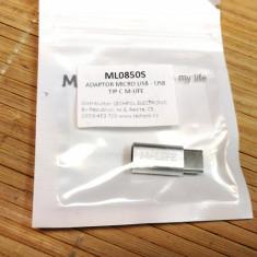 Adaptor Micro Usb - Usb Tip C (13756)