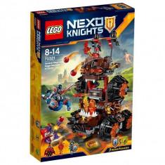 Maşină asediu fatal LEGO ® Nexo Knights Magmar 70321