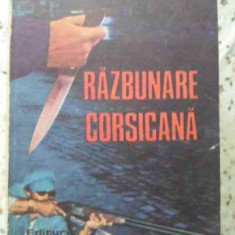 Razbunare Corsicana - Exbrayat, 406499 - Carte politiste