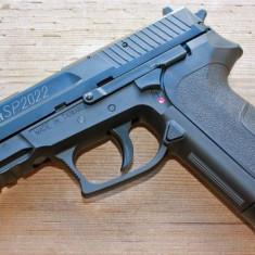 Pistol Airsoft Replica CyberGun Sig Sauer SP2022 CO2 metal slide