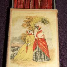 Plimbare de epoca Chibriturile S.A.R. 1935 chibrituri romanesti din lemn cu bete