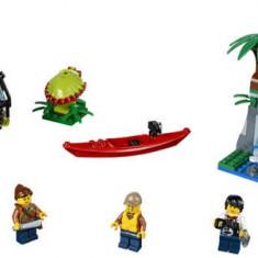 LEGO® City Laboratorul mobil din jungla 60160