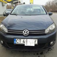 Volkswagen Golf 6, An Fabricatie: 2010, Motorina/Diesel, 125000 km, 1600 cmc