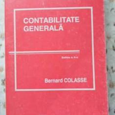 Contabilitate Generala - Bernard Colasse, 406539 - Carte Marketing