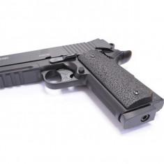 Pistol Airsoft Replica CyberGun Sig Sauer 1911 GSR CO2 metal slide