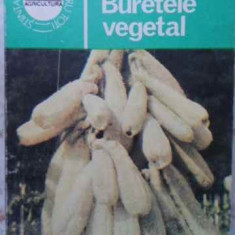 Buretele Vegetal - I. Roventa, I. Buhus, N. Iacob, D. Becerescu, 406614 - Carti Agronomie