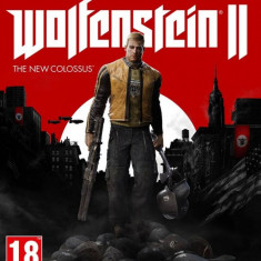 Joc consola Bethesda WOLFENSTEIN 2 THE NEW COLOSSUS pentru Xbox One - Jocuri Xbox
