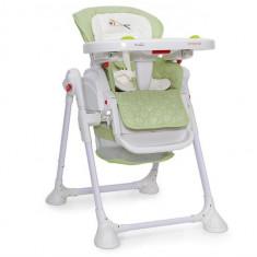 Scaun De Masa Copii Cu Leganare Cangaroo Sushi Verde - Masuta/scaun copii