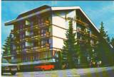 "CPI (B9216)  CARTE POSTALA - PREDEAL. HOTEL ""PREDEAL"", Circulata, Fotografie"