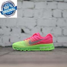 Unicat ! ADIDASI ORIGINALI 100% Nike Air Max 2017 Unisex nr 40 - Adidasi dama Nike, Culoare: Din imagine
