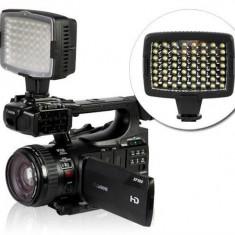 Lampa foto - video cu Led model CN-LUX 560 cu leduri si 2 fete inteschimbabile - Lampa Camera Video