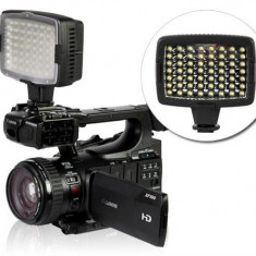 Lampa foto - video cu Led model CN-LUX 560 cu leduri si 2 fete inteschimbabile - Lampa Camera Video