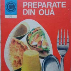 Preparate Din Oua - Petrescu Valeria, 406553 - Carte Retete culinare internationale