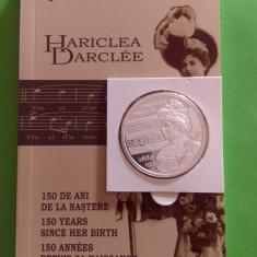 2010.07.30 - HARICLEA DARCLÉE (1860 - 1939), soprană - 150 de ani de la naştere