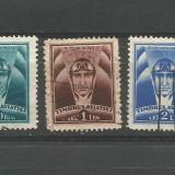 No(8) timbre-Romania -TIMBRUL AVIATIEI-stampilat