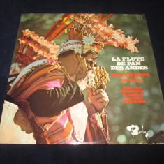 Los Chacos - La Flute De Pan Des Andes _ vinyl,LP _ Barclay (Franta), VINIL