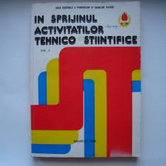 In sprijinul activitatilor tehnico-stiintifice pioneresti, vol. III