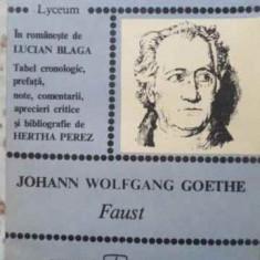 Faust - Johann Wolfgang Goethe, 406635 - Carte Teatru