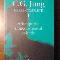 Arhetipurile si inconstientul colectiv - C.G. Jung (2003) - Carte Psihologie
