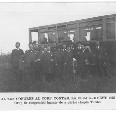 4080 - TURDA - old postcard, real PHOTO - unused, Necirculata, Fotografie