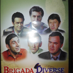 Brigada diverse BD intra in actiune - Film comedie, DVD, Romana