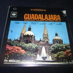 Mariachi  Jalisco De Pepe Villa - Guadalajara _ vinyl,LP _ CBS (Mexic), VINIL