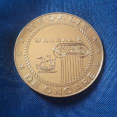 Medalia de onoare -  Municipiul Mangalia - 90 mm