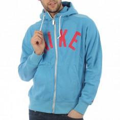 Bluza, Hanorac Nike Marathon Vintage-Bluza Originala-Hanorac Barbati 459382-446 - Bluza barbati Nike, Marime: S, XL, XXL, Culoare: Din imagine