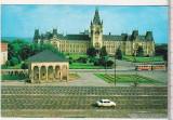 Bnk cp Iasi - Palatul culturii si Casa Dosoftei - circulata, Printata