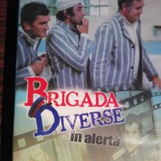 Brigada diverse in alerta de Mircea Dragan - Film comedie, DVD, Romana