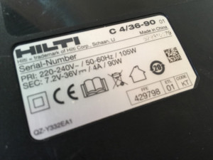 Incarcator Hilti C 4/36-90