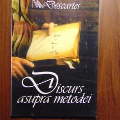 Discurs asupra metodei - Rene Descartes (2003) - Filosofie