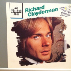 RICHARD CLAYDERMAN - GREATEST (1982/DECCA REC/RFG) - Vinil/Analog/Impecabil(NM) - Muzica Clasica universal records