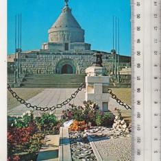 Bnk cp Marasesti - Monumentul eroilor - circulata - Carte Postala Moldova dupa 1918, Printata