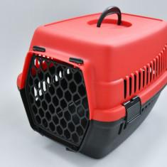 Cusca pentru transport pisica (pisici), iepure sau caine mic - Noua - Geanta si cusca transport animal