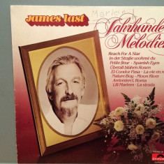 JAMES LAST - WORLD MELODY (1982/POLYDOR/RFG) - Vinil/Analog/Impecabil - Muzica Dance universal records