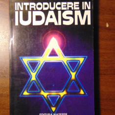 Introducere in iudaism - Lavinia & Dan Cohn-Sherbok (Hasefer, 2000) - Carti Iudaism